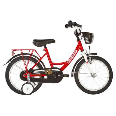 """Vélo Enfant VERMONT FIRE DEPARTEMENT 12"""" Rouge/Blanc 2019"""